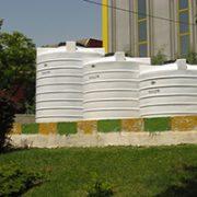 مخازن آب پلی اتیلن عمومی