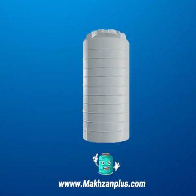 آب 1000 لیتری عمودی بلند 400x400 - مخزن آب ۱۰۰۰لیتری عمودی بلند سه لایه