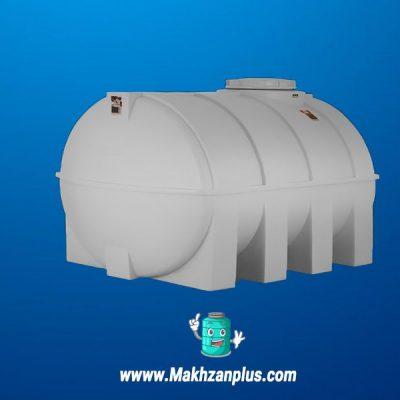 آب 1500 لیتری سه لایه افقی 1 1 400x400 - ۱۰ نکته برای خرید مخزن آب پلی اتیلن دماوند + لیست قیمت