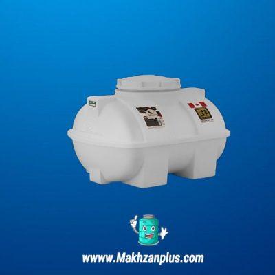 آب 200 لیتری سه لایه افقی 400x400 - ۱۰ نکته برای خرید مخزن آب پلی اتیلن دماوند + لیست قیمت