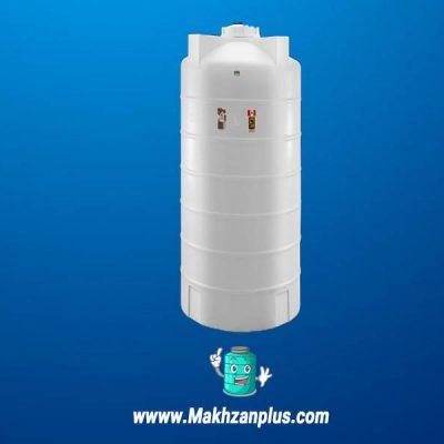 آب 2000 لیتری عمودی بلند 400x400 - مخزن آب ۲۰۰۰ لیتری عمودی بلند  سه لایه