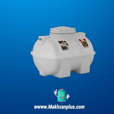 آب 300 لیتری سه لایه افقی 1 400x400 - ۱۰ نکته برای خرید مخزن آب پلی اتیلن دماوند + لیست قیمت