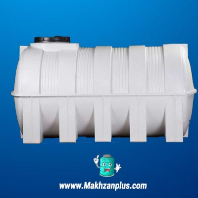 آب 3000 لیتری سه لایه افقی 400x400 - ۱۰ نکته برای خرید مخزن آب پلی اتیلن دماوند + لیست قیمت