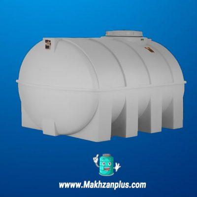آب 4000لیتری سه لایه افقی 400x400 - ۱۰ نکته برای خرید مخزن آب پلی اتیلن دماوند + لیست قیمت