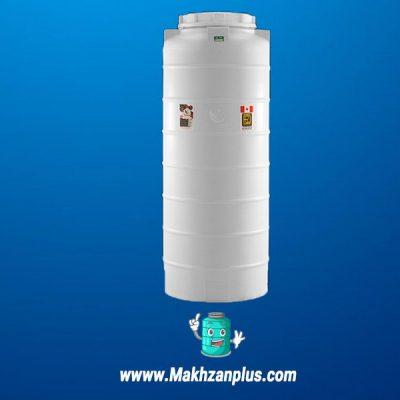 آب 500 لیتری عمودی بلند 400x400 - مخزن آب ۵۰۰لیتری عمودی بلند  سه لایه