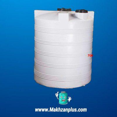 آب 7000 لیتری عمودی 400x400 - مخزن آب ۷۰۰۰ لیتری عمودی سه لایه